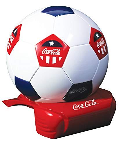 Cooler Coca Cola Fun - Koolatron CCSB5 Coca Cola Soccer Ball Cooler