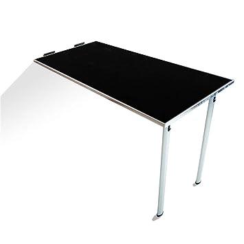 AG Lazy Table- Mesa Plegable abatible de Pared con Patas, Mesa de ...
