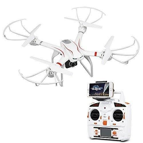 DBPower Hawkeye III X101c FPV RC Drone With HD 720p...
