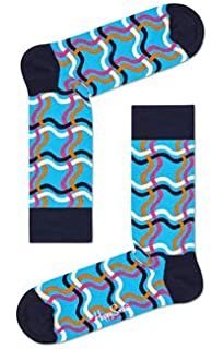 Happy Socks Windy Stripe Sock 2-Pack