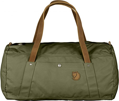 Fjallraven Duffel No. 4 Green 30L by Fjallraven