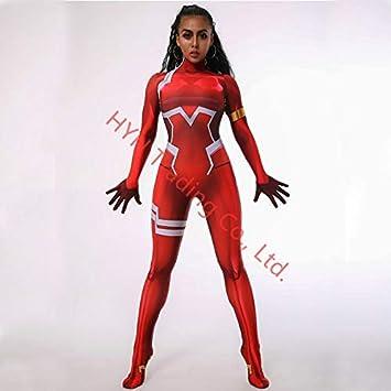 GJBXP Capitán Marvel Aquaman Mera Ladybug Girls spiderman my hero ...
