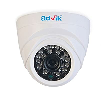 Buy Advik AURA HD 2MP (1080P) 4in1 Dome IR Camera Online at