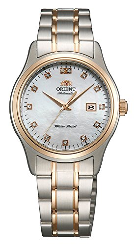 ORIENT wristwatch standard mechanical world stage collection Ladies Standard WV0631NR Ladies
