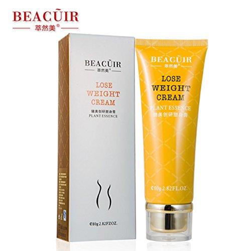 - BEACUIR Fat Burning Body Slimming Slim Cream Gel Anti Cellulite Weight lose 80g