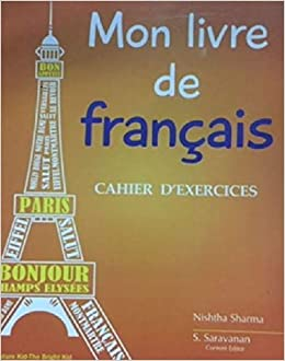 Mon Livre De Francais 0 Wb Amazon In Fk Experts Books