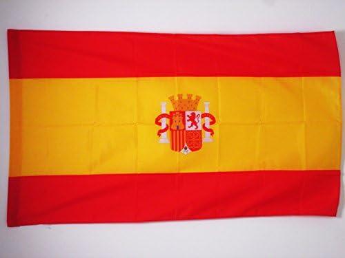 AZ FLAG Bandera de ESPAÑA del Bando SUBLEVADO 1936-1938 150x90cm para Palo - Bandera Guerra Civil ESPAÑOLA 90 x 150 cm: Amazon.es: Hogar