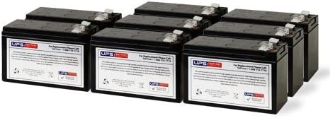 MGE Pulsar EX 30 Rack Replacement Battery Set