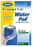 RPS PRODUCTS BestAir HN1952 Extended Life Water Pad for Hunter Humidifier Filter, 2-Pack