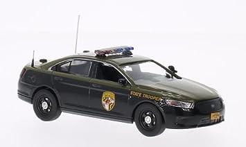Ford Police Interceptor Sedan Maryland State Police  2014 Model Car Ready- & Amazon.com: Ford Police Interceptor Sedan Maryland State Police ... markmcfarlin.com