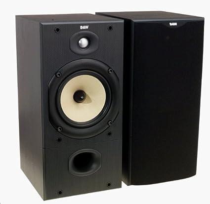 B W DM602 Series II Bookshelf Speakers Pair Discontinued By Manufacturer
