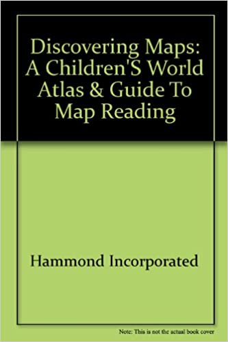 Discovering Maps A Childrens World Atlas Guide To Map Reading - Map reading for children