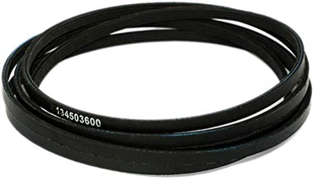 43 Length D/&D PowerDrive EA101086 Frigidaire Replacement Belt 0.62 Width