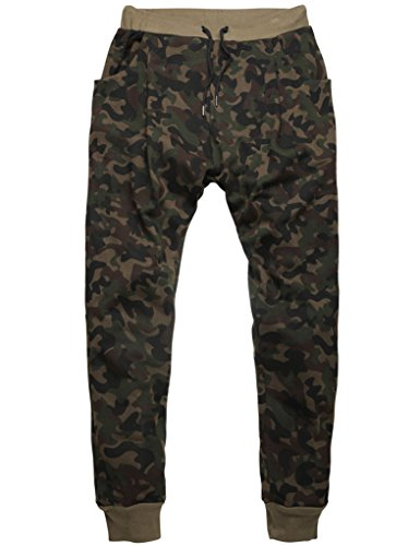 Match Mens Tracksuit Training Running Jogging Pants(W5036 Max,38)