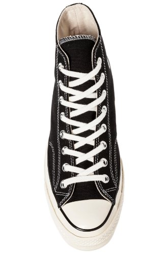 Converse All Star Prem Hi 1970's - Zapatillas abotinadas Unisex adulto negro