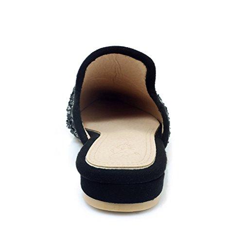 Y2Y Studio Women's Clogs & Mules Black Size: 2 MMvi8XRJIp