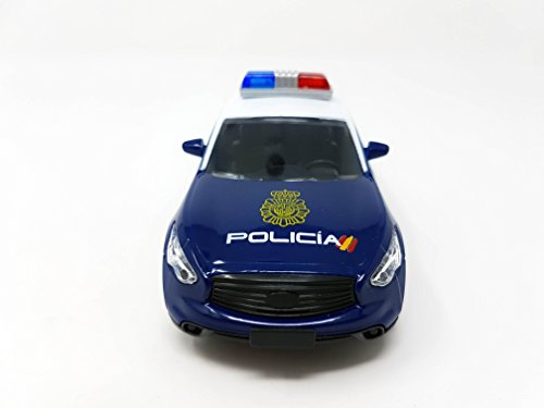 PLAYJOCS Coche Policía Nacional GT-0233 10