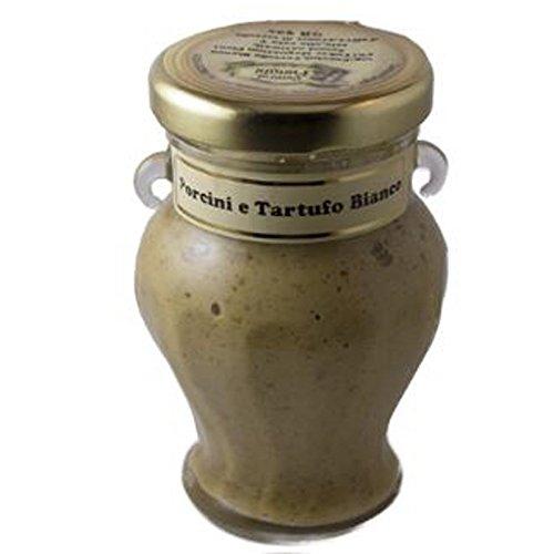 Trufa blanca y salsa de Porcini Gr. 90: Amazon.es: Alimentación y bebidas