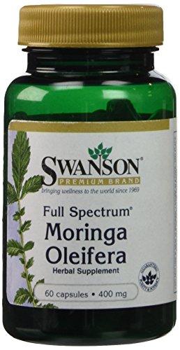 Swanson Moringa Oleifera 400 Caps