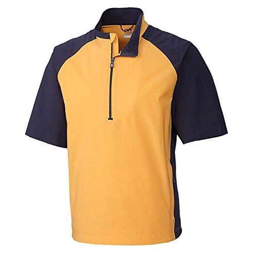 Cutter & Buck Men's Water Resistant Windshirt, Honor, Small