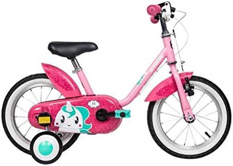 Ppy778 Bicicleta para niños de 3-6 años de Edad Bicicleta para ...