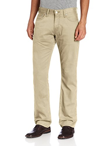 Levi's Men's 514  Straight Leg Twill Pant, Chinchilla, 32x32 Twill Pants Jeans