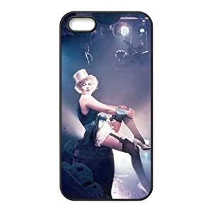 HXYHTY Diy Marilyn Monroe Selling Hard Back Case for Iphone 5 5g 5s