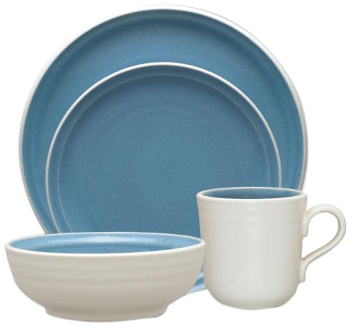 Noritake 4-Piece Colorvara Place Setting, Blue For Sale