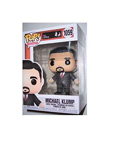 Funko pop! The Office Michael Klump Exclusive Figure 1059