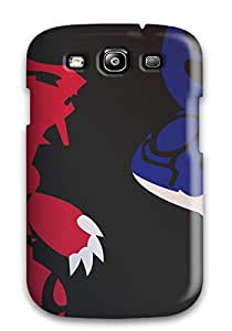 5103340K37403716 Fashionable Galaxy S3 Case Cover For Pok??mon Omega Ruby And Alpha Sapphirepok??mon Omega Ruby And Protective Case