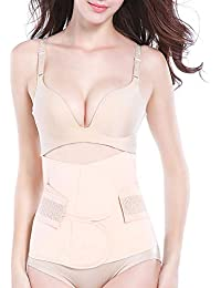 Women Postpartum Girdle Corset Recovery Belly Band Wrap Belt