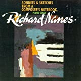 Richard Nanes: Sonnets and Sketches from a Composer's Notebook (Piano Solos)