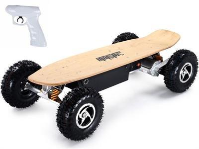 MotoTec MT-SKT-1600 1600w Dirt Electric Skateboard from MotoTec