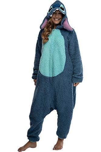 Disney Lilo & Stitch Adult Stitch Kigurumi