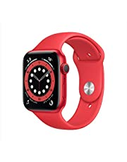 Apple Series 6 Silicone Watch with GPS and Blood Oxygen Sensor