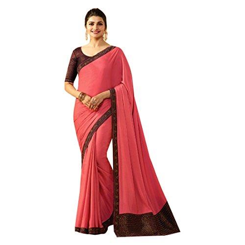 Wear Ethnic indiano 100 Indiano Originale Camicetta Dress Wedding Sari Desai Hochzet Bollywood Georgette Designer Womens Party Tradizionale Skirt New Prachi Saree Swarovski Designer Women 2815 B7PfBqZwx