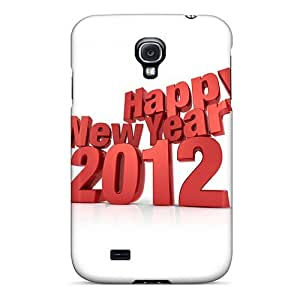 NcimWks2476BgEju Faddish New Year 2012 Case Cover For Galaxy S4 by lolosakes