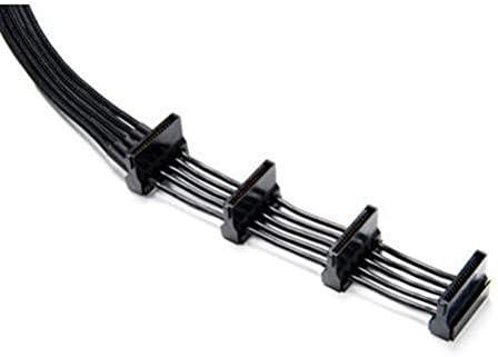 Be Quiet Power Cable 4x S Ata 720mm Kabel Cs 6740 Computer Zubehör