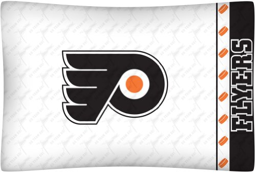NHL Philadelphia Phillies Micro Fiber Pillow Case Logo