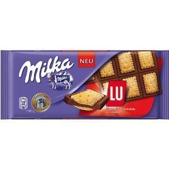 Milka Lu Biscuit 87g 10 Pack By Milka