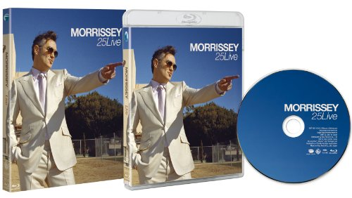Blu-ray : Morrissey - 25 X Live. At Hollywood High School (Japan - Import)