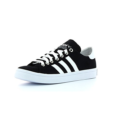 Adidas bianco Uomo Nero Sneaker Courtvantage 1xOH17wq
