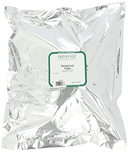 Frontier Parsley Leaf Flakes, 16 Ounce Bag (32 Ounce)