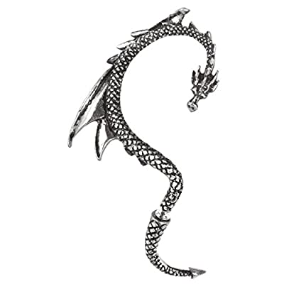 New The Dragon's Lure (Stud) Alchemy Gothic Earring supplier