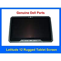 Original LCD Screen with Digitized for Dell Rugged tablet 7202