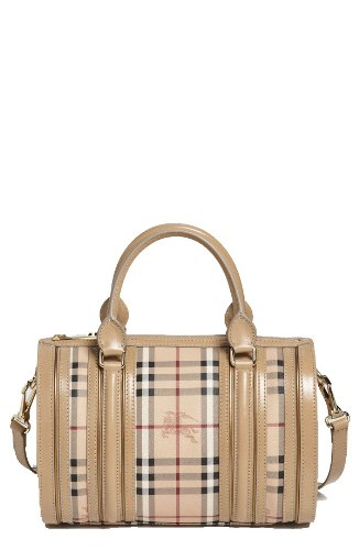 burberry haymarket colour block medium chester bowling bag Trench ... 2613ad995c345