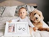 Pearhead Baby and Pet Best Friends Forever Keepsake