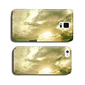 trucks under colorful sky cell phone cover case iPhone6 Plus