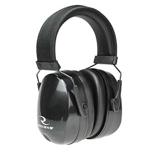 Radians CSE30BX Tactical Eradicator Earmuff NRR 28, Black