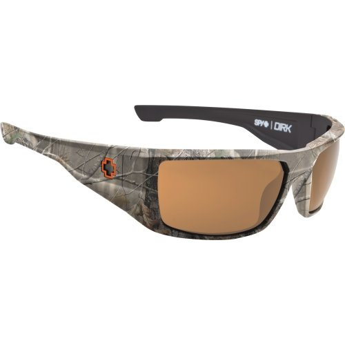 SPY + Realtree Dirk Bronze Polarized - Realtree Sunglasses Spy